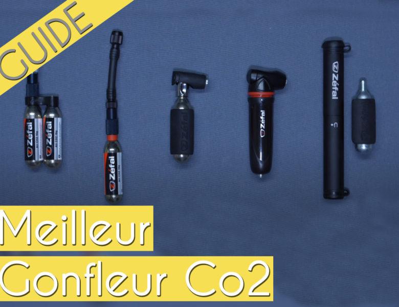 Meilleur gonfleur CO2 pour vélo