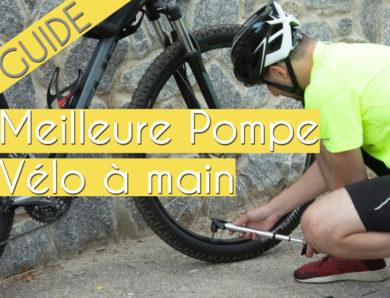 Meilleure pompe à vélo à main