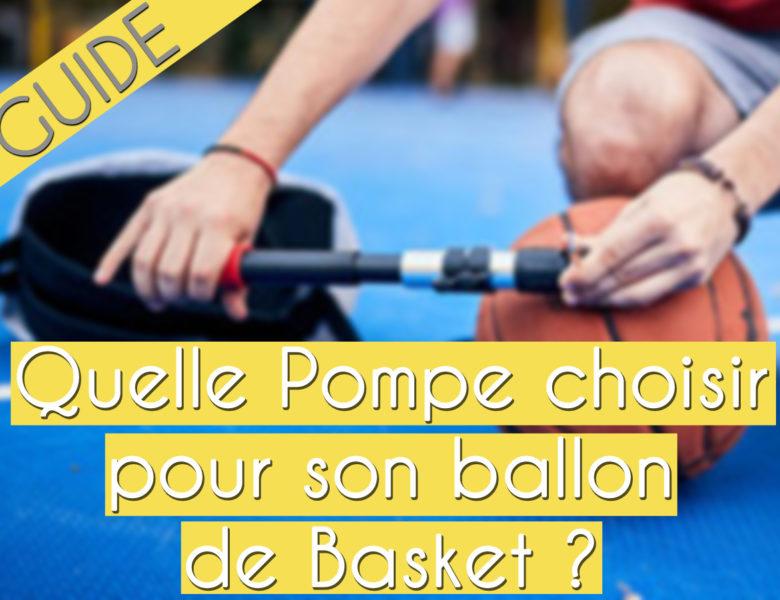 Pompe ballon de basket: le meilleur choix